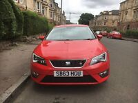 Seat Leon 1.4 TSI FR (Tech Pack) 5dr 1 Previous Owner - Only 3500 miles!