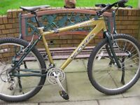 KONA Caldera Mountain Bike, 19inch good condition. Quality MTB Bicycle.