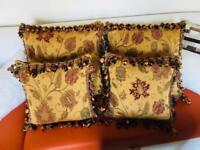 4 set cushions
