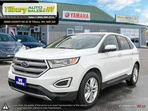 Ford Edge Sel Nav Back Up Cam Heated Seats Seats