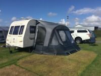 Westfield dorado 350 caravan air Awning with carpet