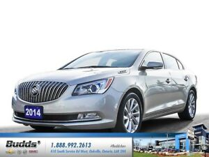 2014 Buick LaCrosse Leather SAFETY AND RECONDITIONED
