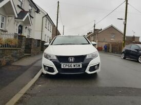 2016 (66) Honda Civic i-VTEC SE plus 5dr
