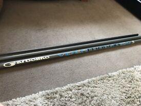Garbolino Viper Margin 150 Pole Take Apart Pole - Carp Margin Pole Elasticated
