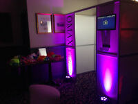 Photo Booth & Candy Cart Deal £400