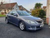 2009 Mazda 6 2.2d TS 125 - p/x, trade ins & swaps welcome - delivery available