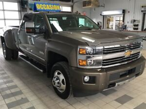 2015 Chevrolet SILVERADO 3500HD HIGH COUNTRY ROUES DOUBLE DIESEL