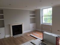 Painter-decorator looking for part-time,weekends jobs