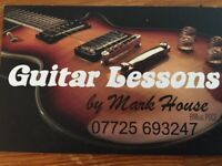 Guitar Lessons in Tower Hamlets