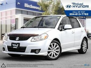 2010 Suzuki SX4 Aero *Sport w/ Remote Start *New Tires