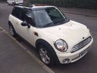 MINI HATCHBACK 1.6 COOPER, 3 DOOR, (CHILLI PACK) 2007, PART SERVICE HISTORY, 55189 MILES, OLDHAM
