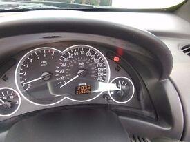 Vauxhall tigra convertible car