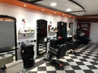 Barber/Hairdresser Shop Business For Sale - Busy Main Road - High End Student Area - Large Property