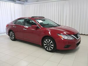 2017 Nissan Altima SV SEDAN with SUNROOF!