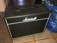 Marshall 1x10 Cab - Class 5 guitar amp extension cabinet, as new
