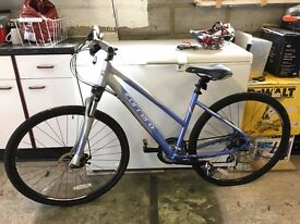 Carrera Crossfire 2 Hybrid Bicycle