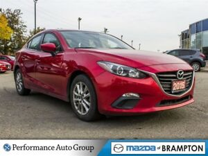 2015 Mazda MAZDA3 GS. BLUETOOTH. KEYLESS. BUCKETS. CAMERA