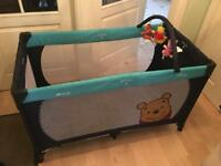 Haick Disney Travel cot