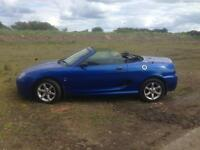 03/03 MG 1.6 TF SPORTS CONVERTIBLE (HARD TOP INCLUDED)