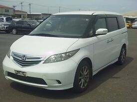 Honda Elysion direct Japan Import supplied fully UK registered. More en route. Contact Algys Autos