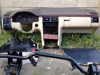 LEFT HAND DRIVE DASHBOARD LHD MERCEDES E CLASS 1999 #1