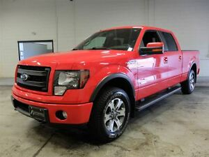 2014 Ford F-150 FX4 CREW CAB ECOBOOST MAGS LWB