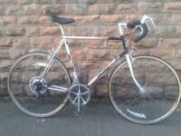 RETRO Raleigh Winner 1 Road Bike Racer Large Size Roady Original