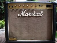 "Marshall JCM800 Model 4010 1 x 12"" 50 watt all-valve combo electric guitar amplifier - UK - '80s"