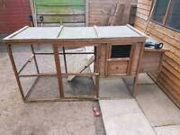 Chicken coup 6ft by 3ft