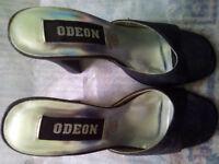 Odeon ladies heels Size 6
