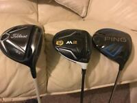 TaylorMade M2 Driver - Excellent Condition