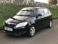 Low milage Nov 2010 Skoda Fabia 1.2 S 5dr Only 54k trade in considered, credit cards accepted