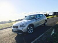 BMW X1 18d Sdrive 2.0 Diesel • Full service history • Immaculate condition • mocca q3 320d 318d a4