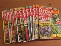 13 Free Gardening Magazines - Grow Your Own
