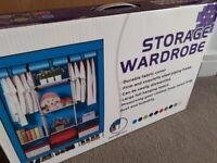 Storage wardrobe-STILL IN BOX
