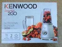BNIB Kenwood Smoothie 2 Go