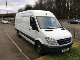 MERCEDES SPRINTER 313CDI,LWB,2011,150K MILES, MB DEALER HISTORY,MOT 24th AUGUST'18,HPI CLEAR,NO VAT