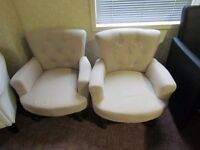 french design dressing chairs
