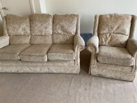 3 +1 seat sofa