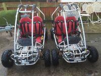 2 Quadzilla buggys