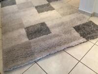 Shaggy large rug