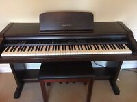 Technics SX-PR270 Ensemble Digital Piano. Full size 88 hammer action keys