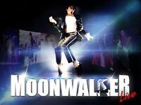 Michael Jackson tribute MOONWALKER Live @ o2 Academy