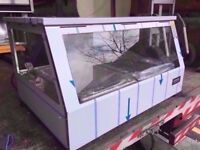 HOT CHICKEN FOOD WARMER CABINET TAKE AWAY FAST FOOD CAFE KEBAB RESTAURANT CATERING COMMERCIAL SHOP