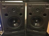 Mordaunt Short speakers ( model MS05)