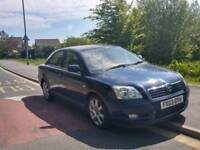 Toyota Avensis Automatic T spirit 2.0 4dr saloon full leather..full main dealer services stamps
