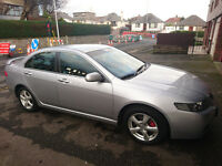 HONDA ACCORD i-CTDi diesel, NEW MOT for sale, swap or px