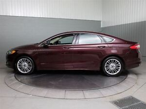 2013 Ford Fusion SE MAGS TOIT CUIR CAMERA DE RECUL NAVI West Island Greater Montréal image 11