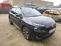 CITROEN C4 CACTUS - GL64CGE - DIRECT FROM INS CO