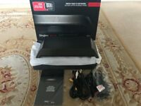 SLINGBOX PRO HD and media streamer Sling box with power supply, instructions and box.